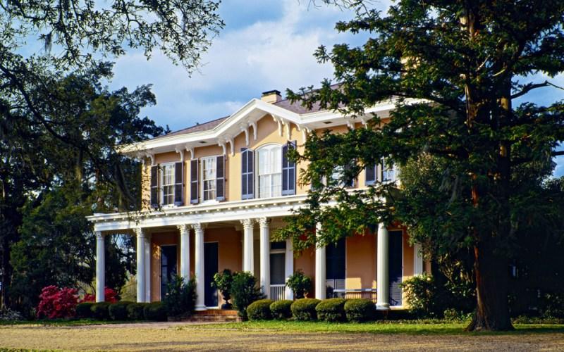 Italianate Home Design - The Edgewood in Natchez, MS