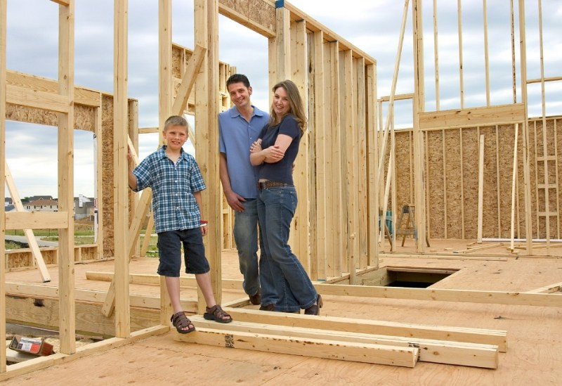 five reasons to build your own house