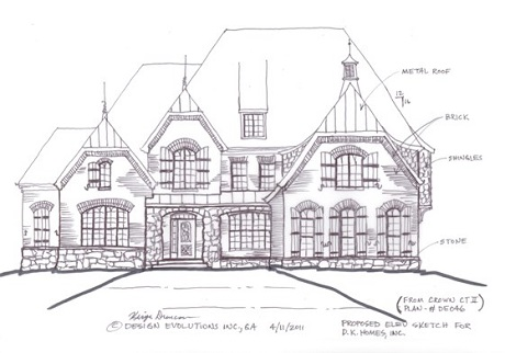 home elevation design services