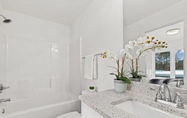 Perla house plan bed 2 bathroom