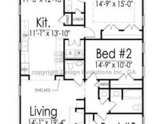 Eggleston floor plan