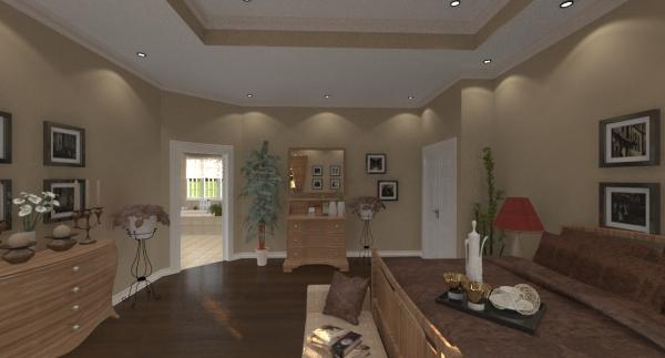 Renica master bedroom