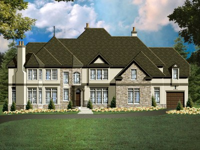 House Plans from 5000-5499 Sq Ft