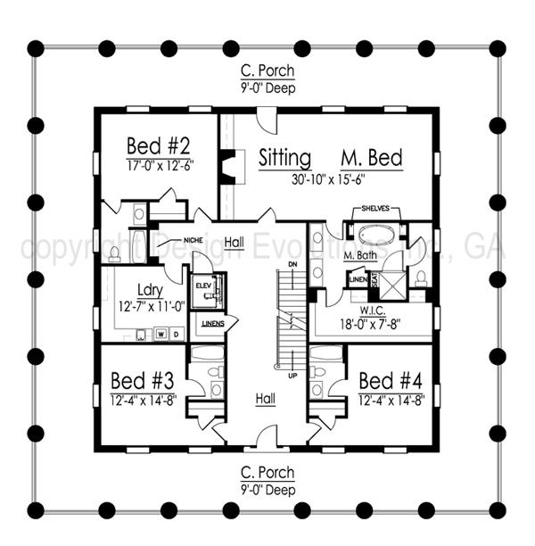 Dunleith first floor