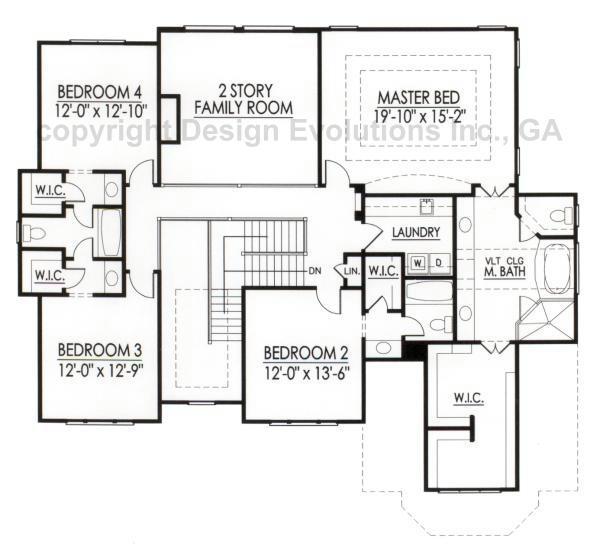 Bradbury A second floor