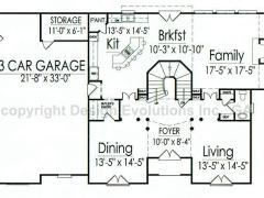 Primrose first floor
