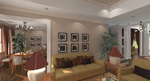 Collins family room-2