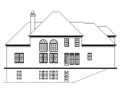 Malveaux rear elevation