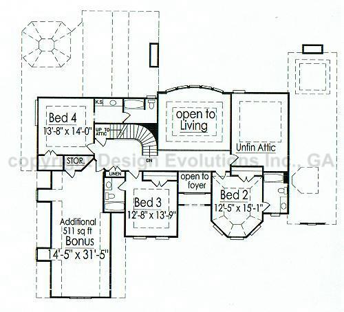 Renica second floor