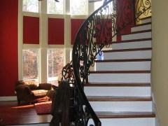 Merriweather staircase