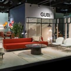 Leather Chrome Chair Hanging Vancouver Gubi Novelties 2016   Designfarm