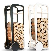 Fleimio Wood Trolley designed by Tero Jakku