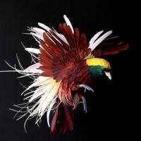 Paper Bird Art by Diana Beltran Herrera