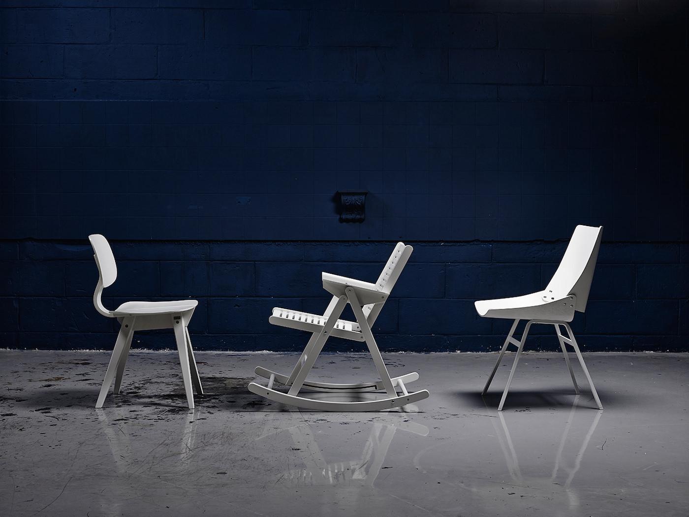 Superb An Ode To Rex Kralj Design Father Theyellowbook Wood Chair Design Ideas Theyellowbookinfo