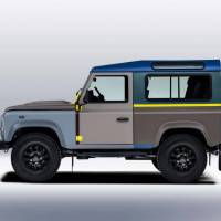 Paul Smith x Land Rover Defender