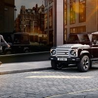 The Overfinch Defender 40th Anniversary Edition