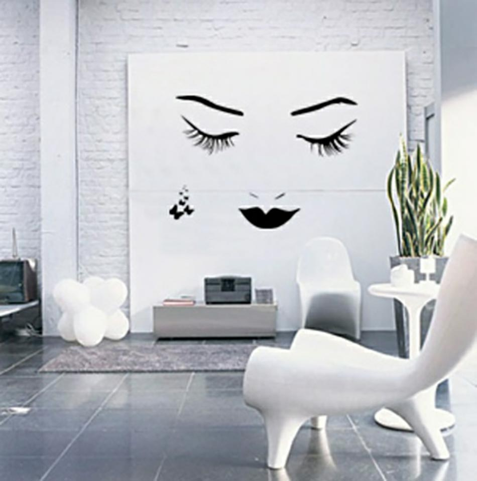 20 stickers muraux art dco qui illumineront vos pices