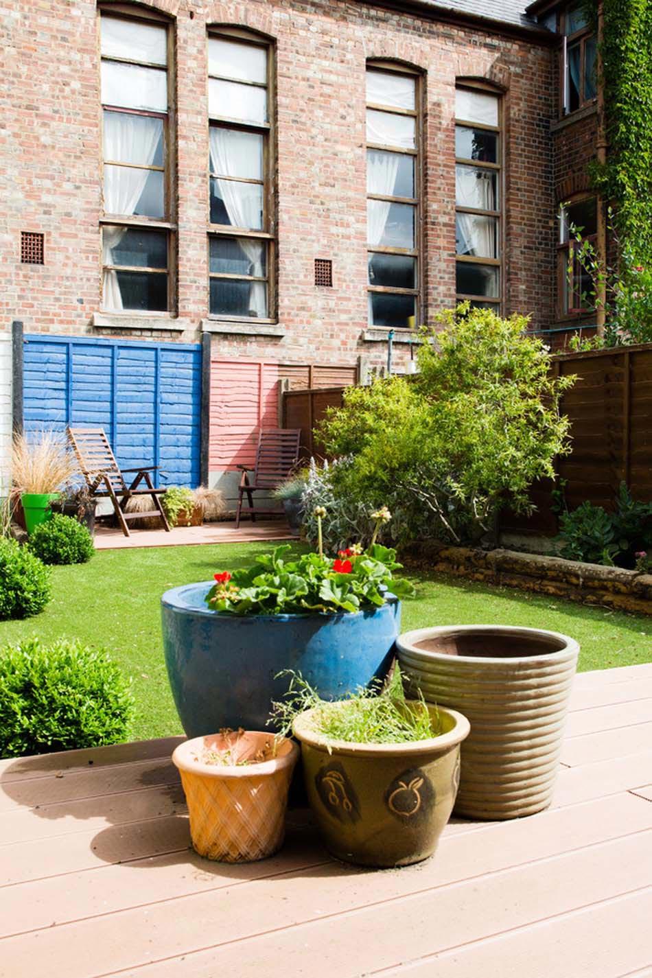 Des ides de dco jardin qui apportent de la couleur  nos espaces extrieurs  Design Feria
