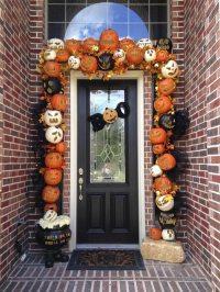 Deco Halloween Porte De Garage