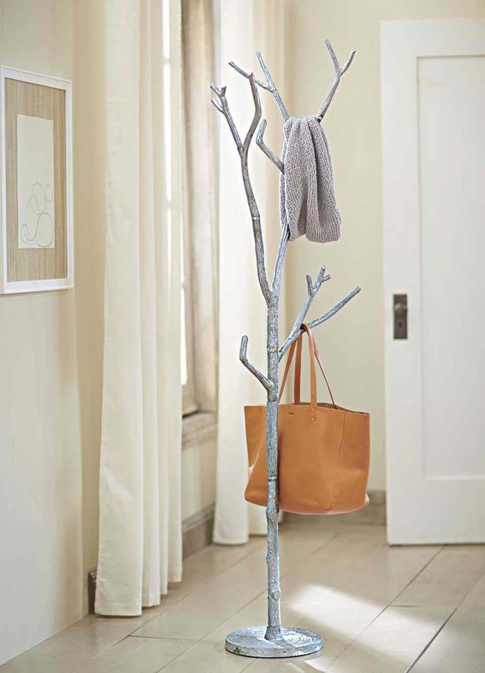 Le Porte Manteau Design Arbre Un Classique Dans L