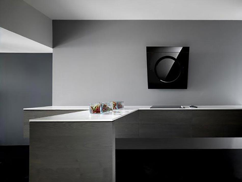 hotte de cuisine decorative