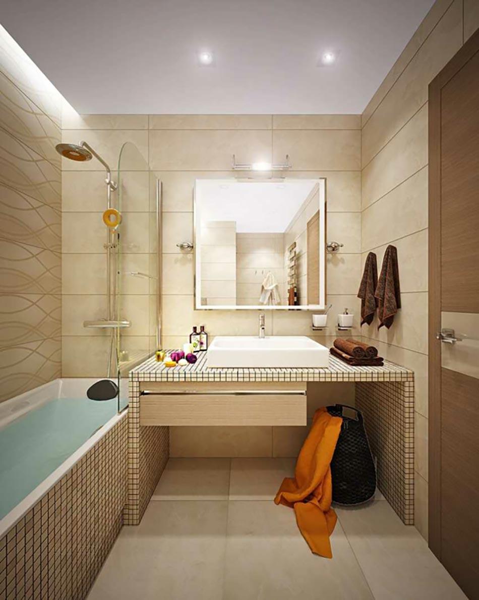 Amnagement dune petite salle de bain  3 plans astucieux