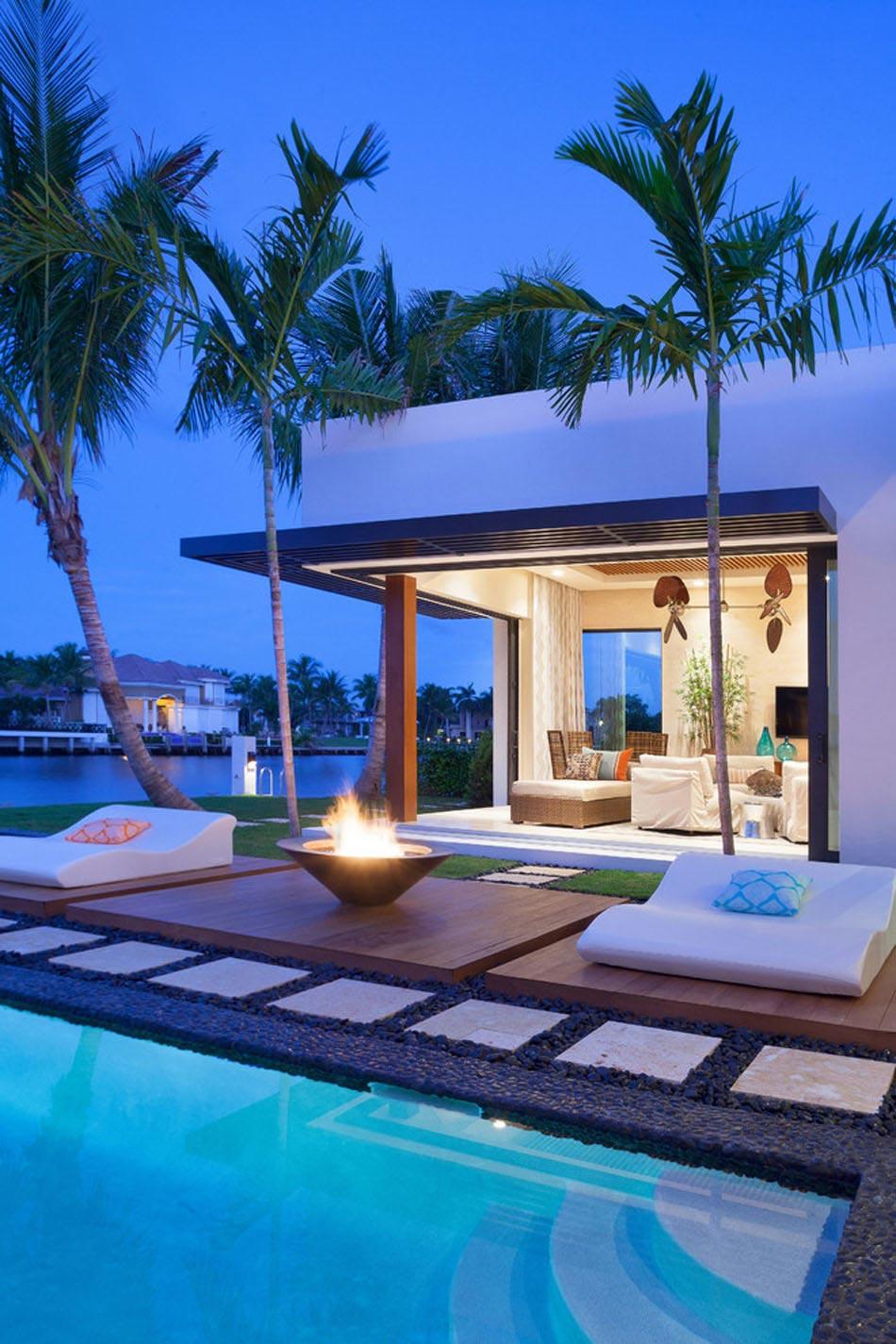 piscine design outdoor