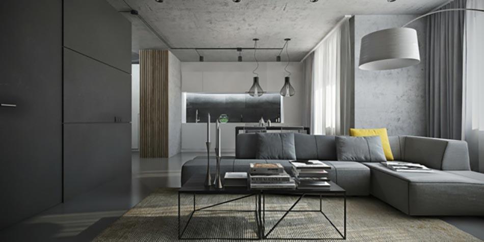 50 nuances de gris pour une maison design  Design Feria
