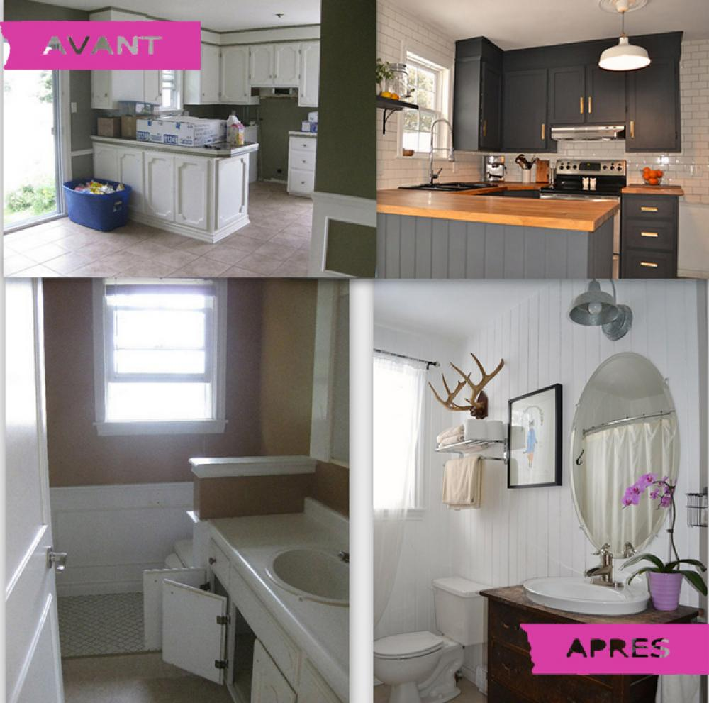 cuisine et salle de bain a bas prix