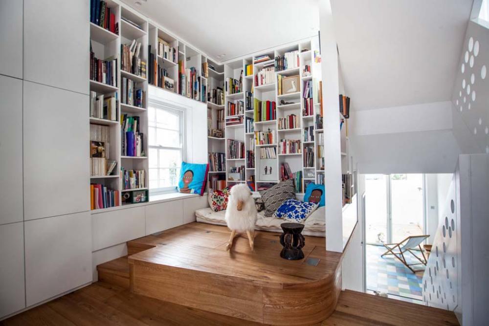 convivial coin lecture a la maison