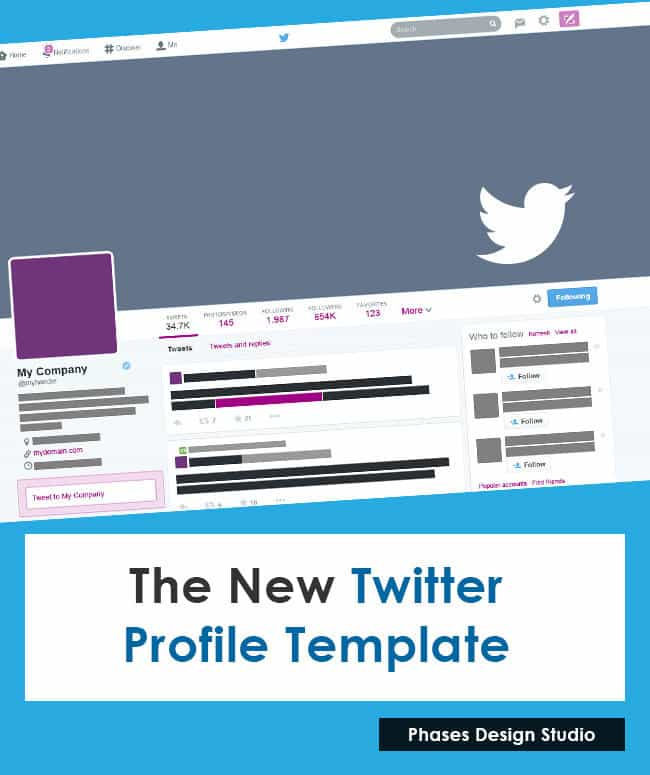 Social Media Profile Templates  Profile Templates