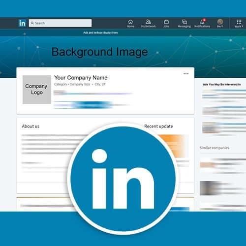 LinkedIn Template for Company Profile - Phases Design Studio