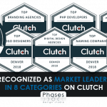 Phases Design Studio Garners Recognition Across 8 Leaders Matrices in Clutch's Press Release!