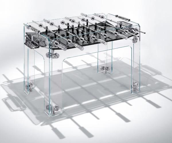 Teckell Cristallino Football Table