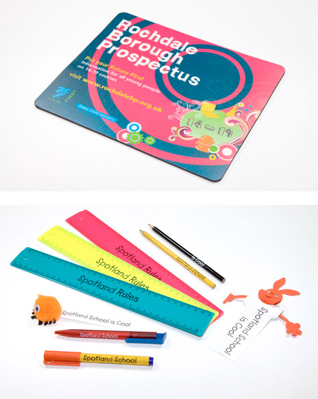 School Promotional Printing