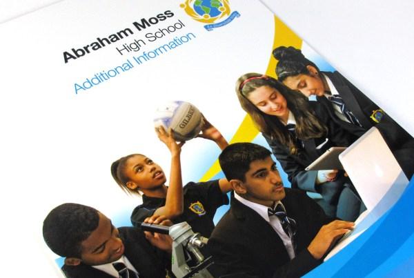 Abraham Moss School Prospectus