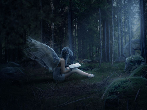 Mystical Creatures In The Fall Wallpaper 15 Exceptional Creative Photo Manipulation Photoshop