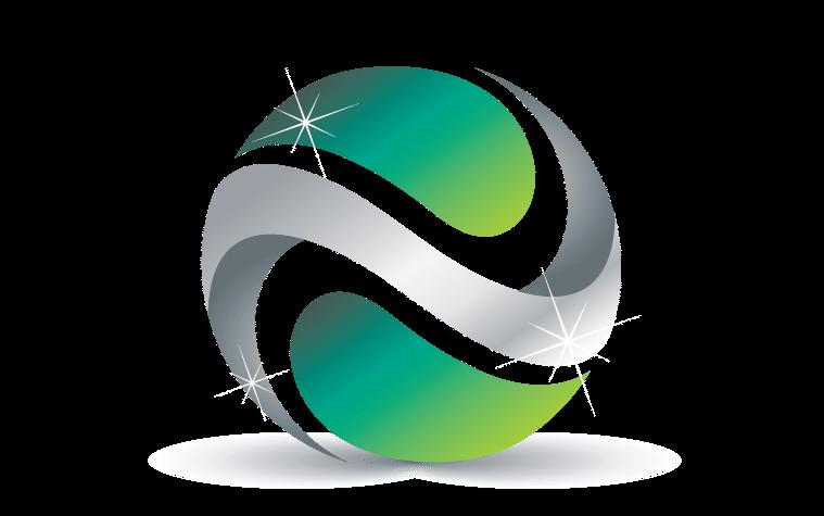 Online Design Free Logo 3D Abstract Logo Template