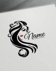 design free fashion logos and beauty