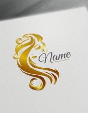 beauty logo maker - free design