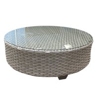 Catalina 4 Piece Outdoor Wicker Patio Furniture Set 04a 2 ...