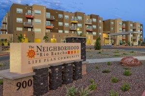 Neighborhood at Rio Rancho