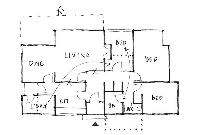 State house plan.