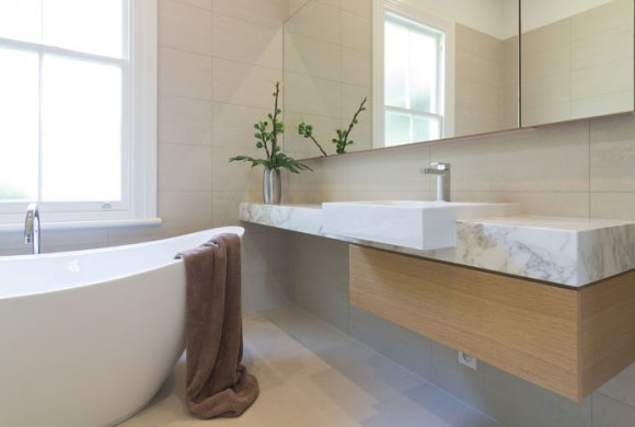 The bathroom – form and function