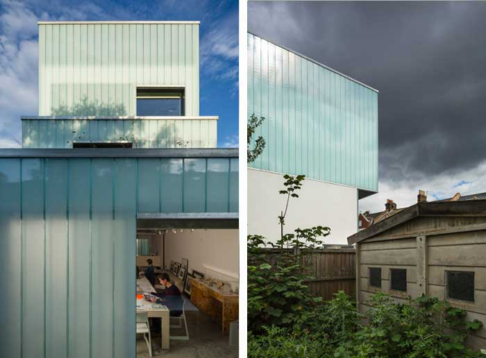 Carl Turner Architects Slip House
