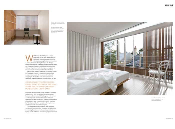Co-Housing by Andrew Benn