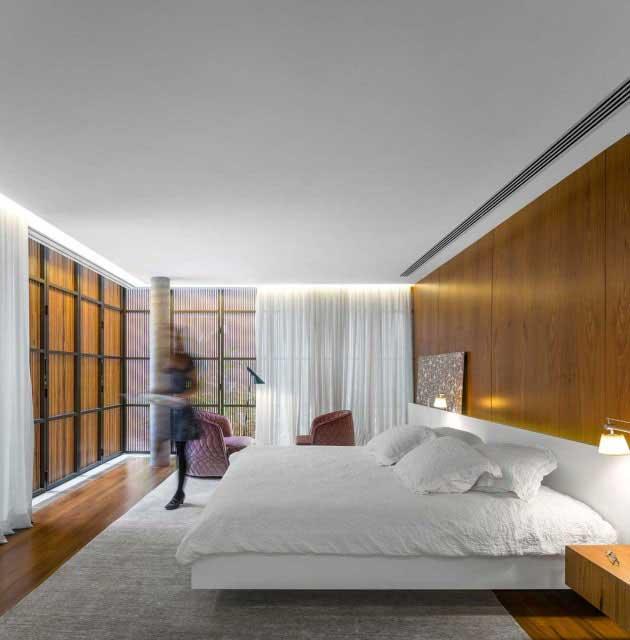 B+B House bedroom