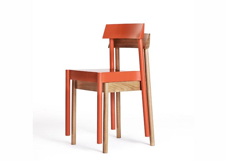 NOMI Woodstock Chair