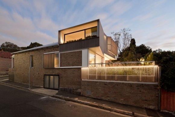 Co-housing in Balmain by Benn + Penna Architecture