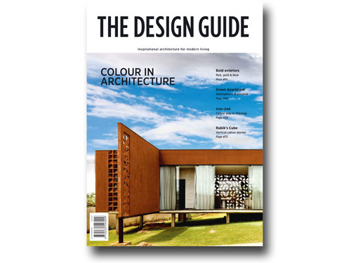 Issue 09 out now – Colour in Architecture